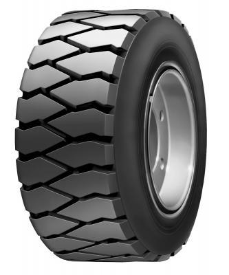 Standard Industrial Lug Tires